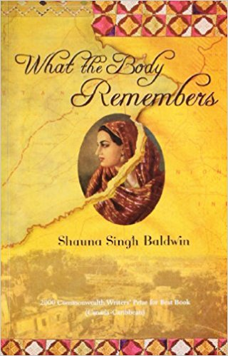 What the body remembers_